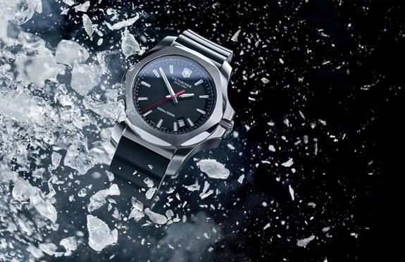 Victorinox INOX, o relógio mais resistente do mundo