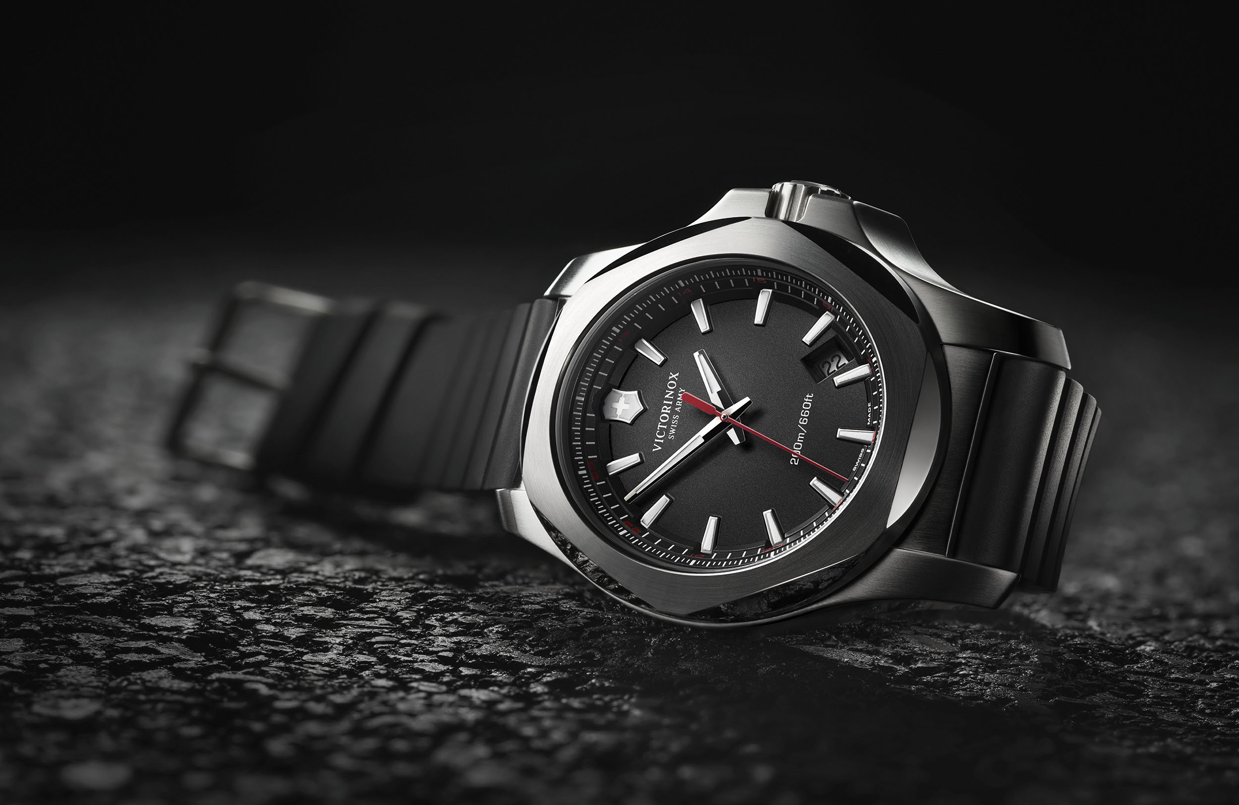I N O X The New Amazing Watch From Victorinox Fashion